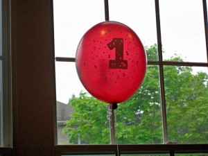 Red Balloon!