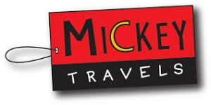 Mickey Travels- Heather Goldstein