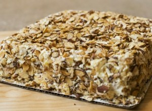 Photo courtesy of Huffington Post! Perfectly Pittsburgh Burnt Almond Torte!