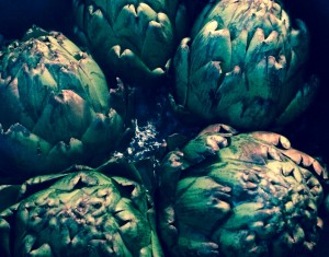 You can always steam the artichokes on the stove!  Just do not overcook- about 15 minutes if you are grilling!