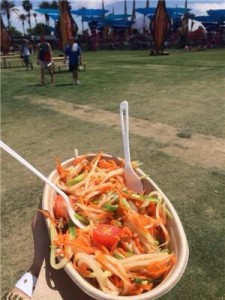 Papaya salad!  Photo courtesy of latimesblog.