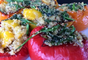 Pepper Perfection! My favorite pepper creation so far! Try this recipe!