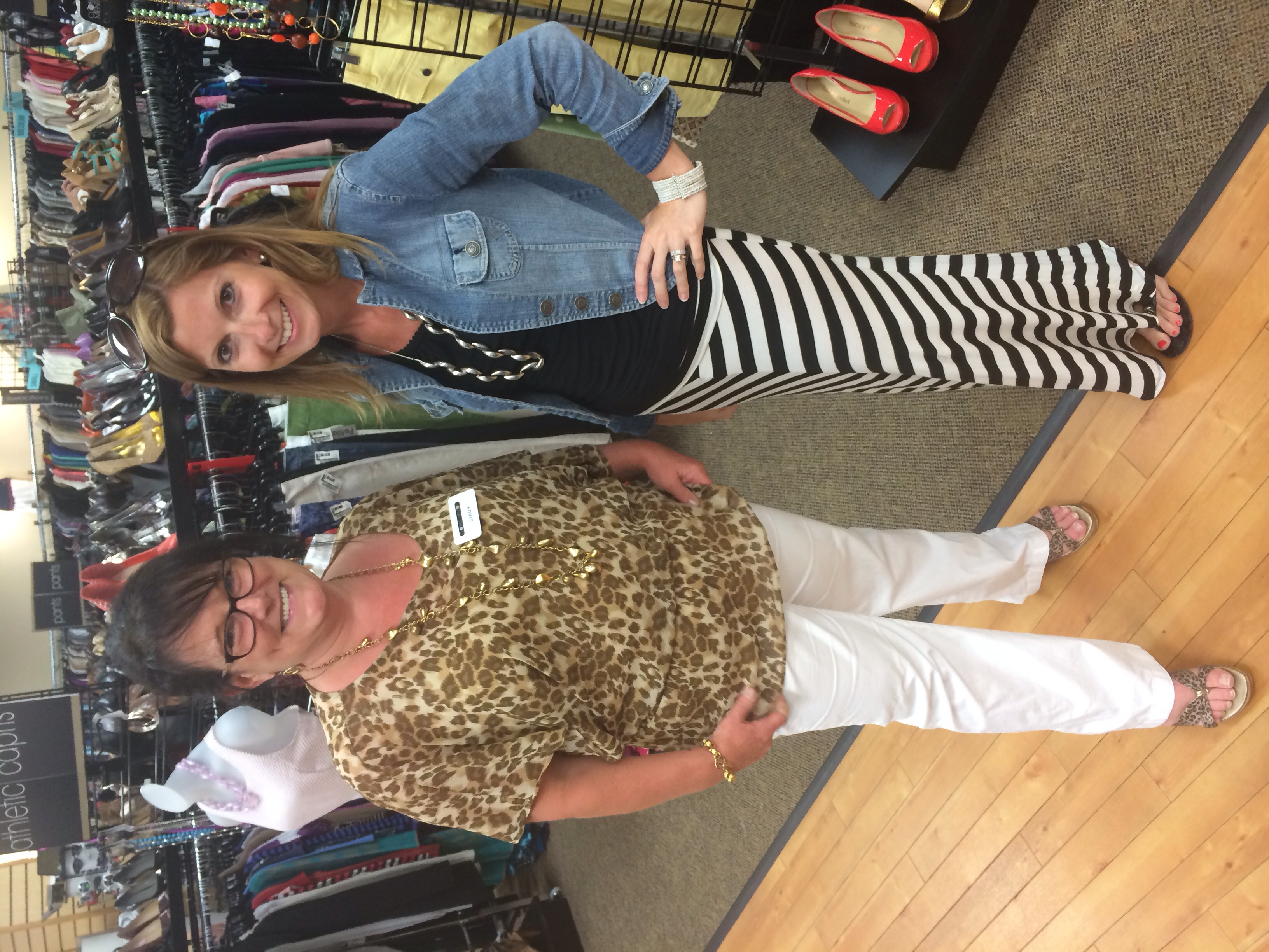 Clothes Mentor Franchise Owner Cindy Martin Also Owns The Teen Brand  Consignment Store Platou0027s Coset Next