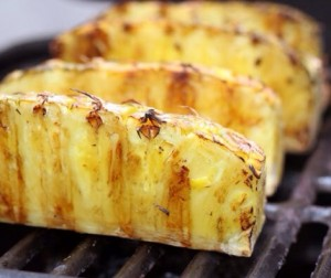 Grill fruit as an appetizer, side, salad topper or skewer it with veggies, meat or fish!