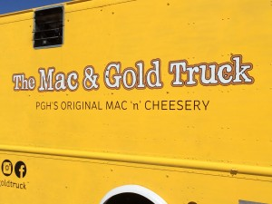 Mac & Gold in the Black & Gold!