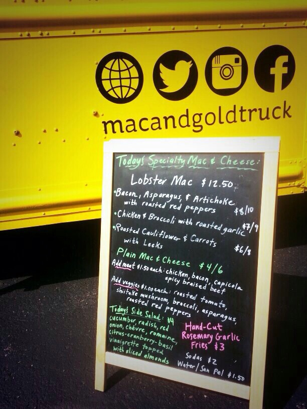 Pittsburgh Food Truck Finale: On Board The Mac and Gold Truck!! – Parmesan Princess
