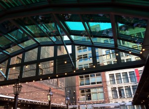 How about living a short walk from downtown Pittsburgh's sexy new rooftop Il Tetto! Or go down one floor for pizza or down one more for meatballs! Neighboring Seviche, Sonoma Grille, Nine on Nine,  Meat and Potatoes, Six Penn Kitchen, Butcher and the Rye all amazing, fantastic, and fun! I say it is Pittsburgh's food that is getting attention... and with that, everything else follows. Welcome to Pittsburgh!