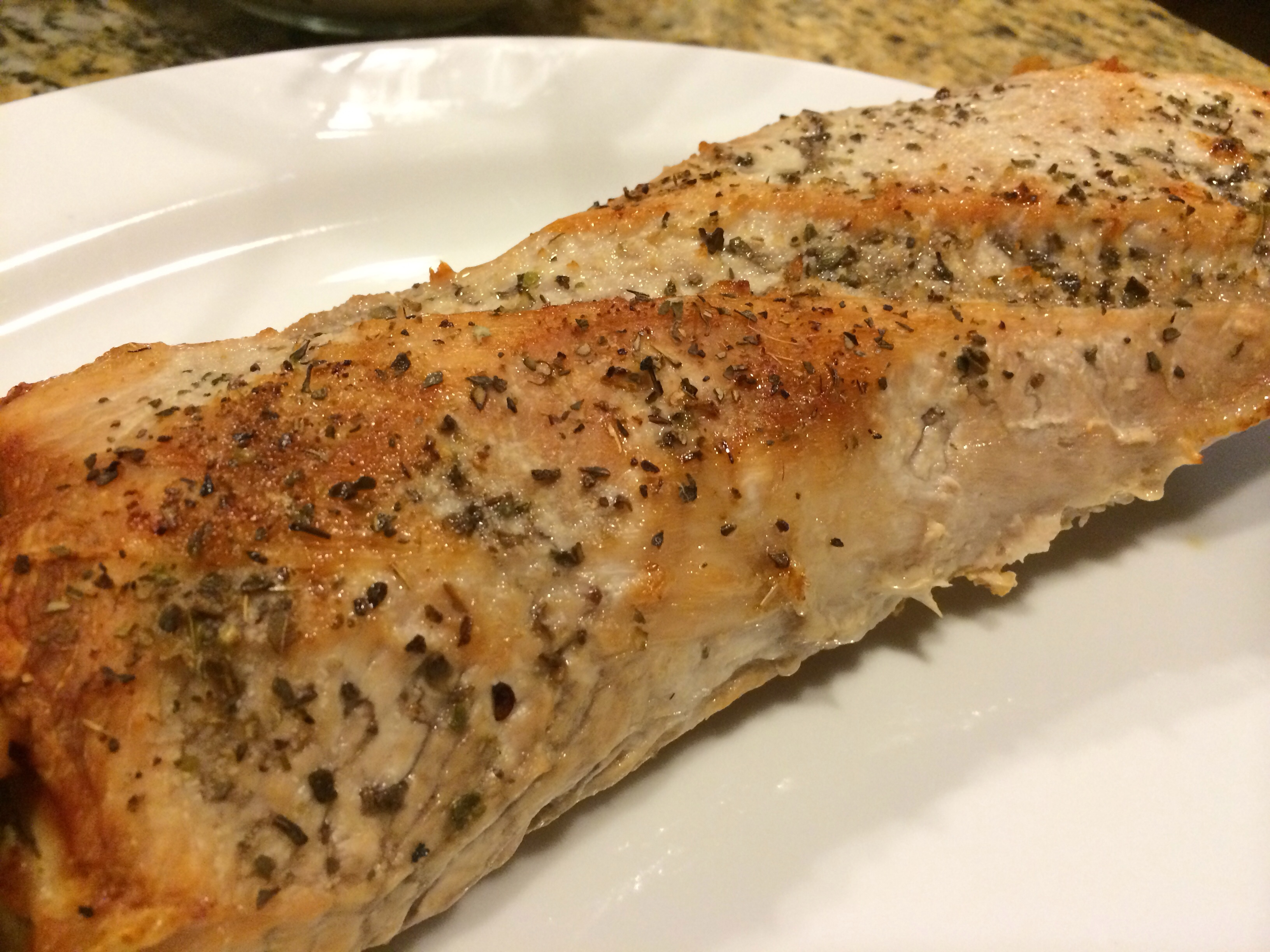 recipe: broil pork tenderloin in oven [28]
