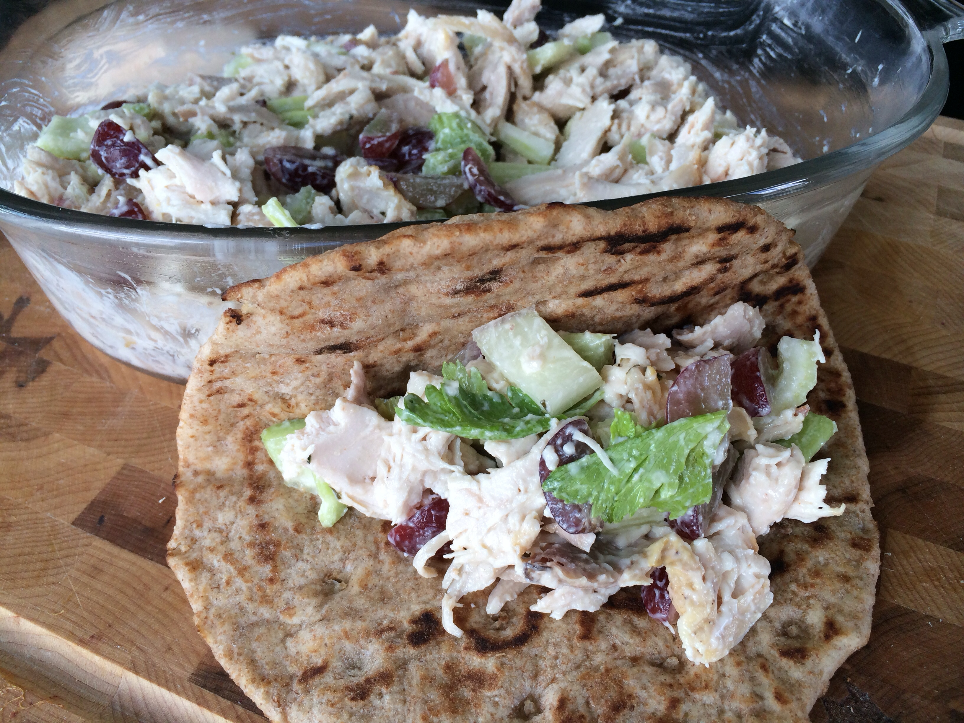 Roasted Chicken Salad With Crunch Recipes — Dishmaps